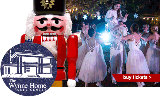 Buy tickets to A Wynne Home Nutcracker
